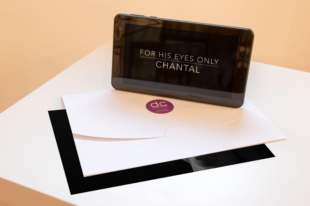 For His Eyes Only - Tablet - Foto Studio Hanau dc photodesign