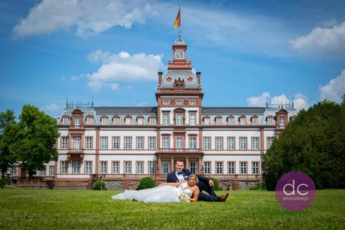 Fotostudio Hanau am Schloss Philippsruhe